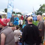 Guilfest crowds